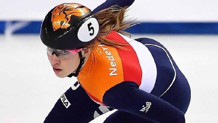 Suzanne Schulting Olympische Spelen pyeongchang 2018
