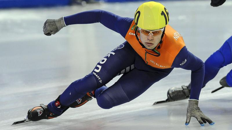 Shorttrack t/m februari